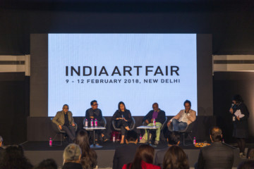 'Kochi Muziris Biennale | Changing Curatorial Approaches'