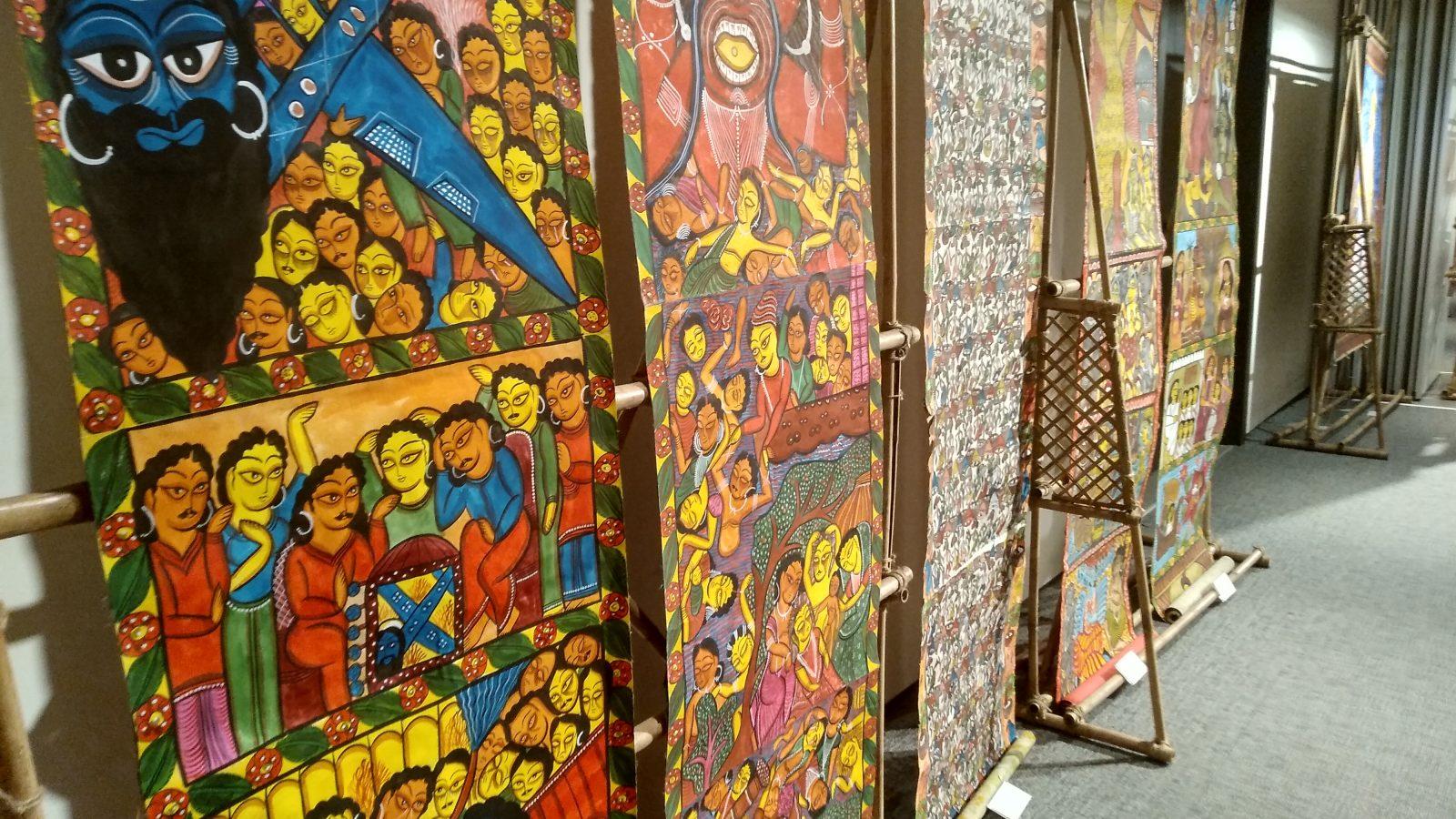 2 Bengal's Pat of Gold. Courtesy of Kolkata Centre for Creativity