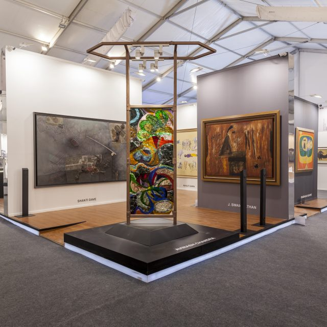 DAG © India Art Fair. Photo credit: Jeetin Sharma