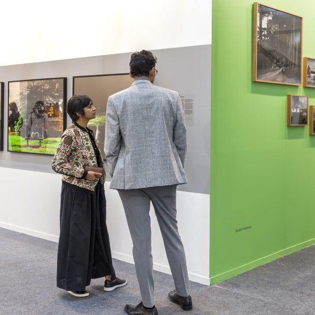 PHOTOINK © India Art Fair. Photo credit: Jeetin Sharma