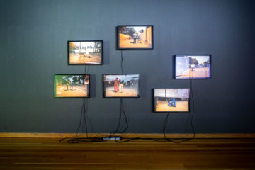 They Died Laughing: A Solo Show by Bani Abidi