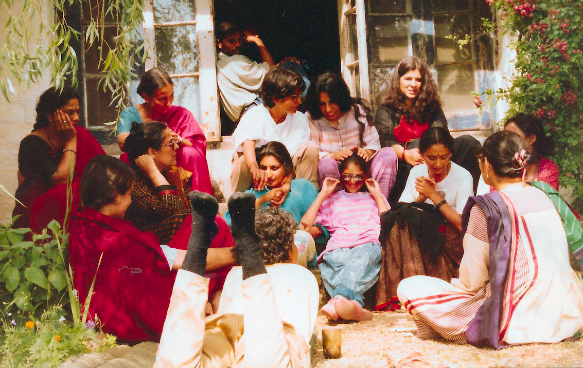 Kasauli Art Centre, 1989. Courtesy of Nilima Sheikh as digitised by Asia Art Archive in India