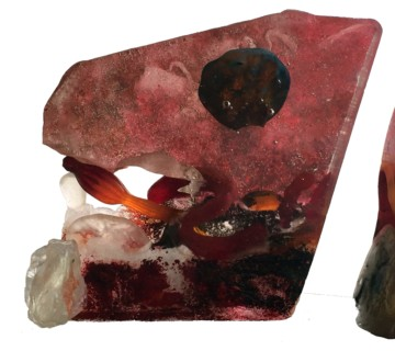Old Seeds: Glass Sculptures by Sisir Sahana