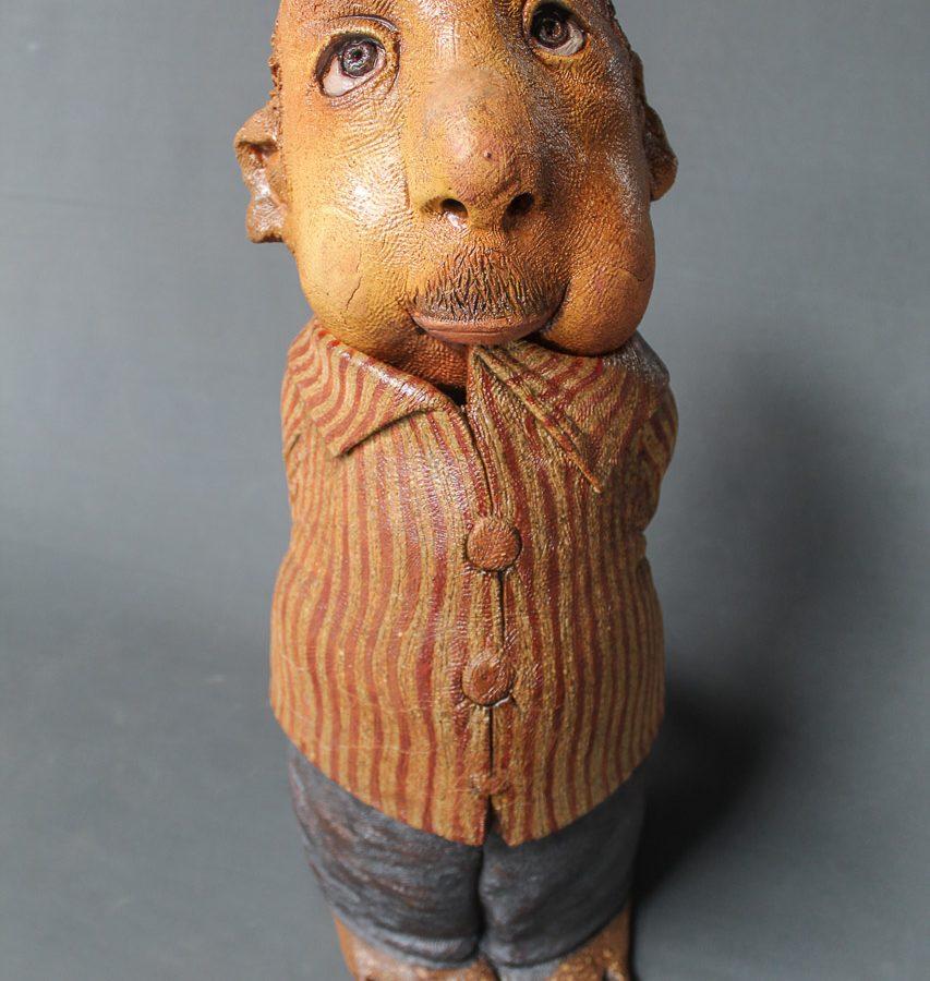 Devesh Upadhyay-Ceramic Sculpture
