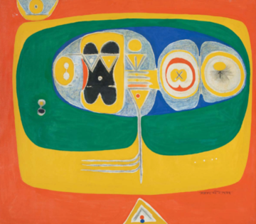 The Sixties Show: Works of Indian Modernism