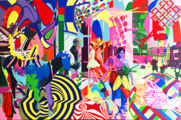 So Far So Good: Paintings, Sculpture & Installation by George Martin P.J.