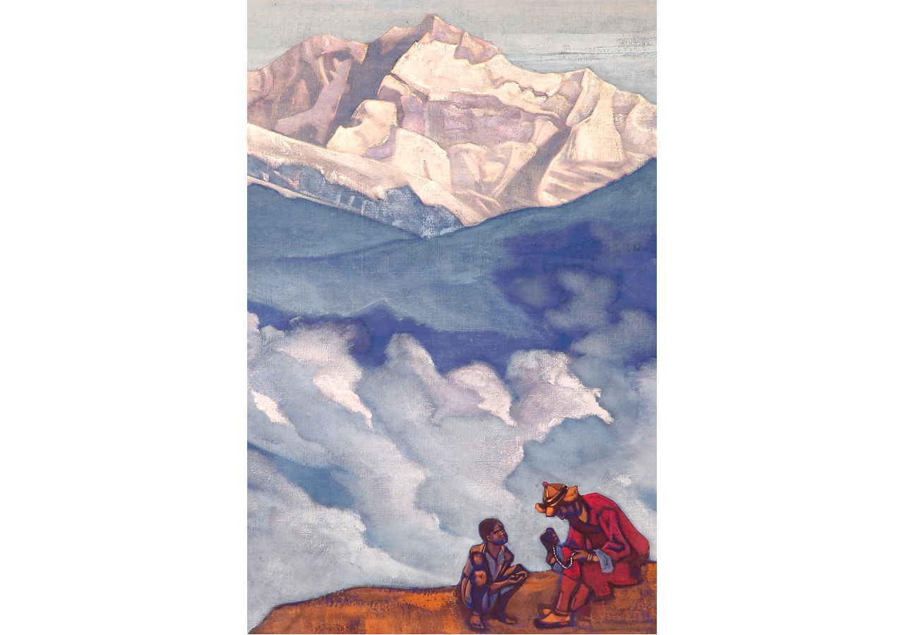 Nicholas-Roerich.-Pearl-of-Searching,-1924.-Courtesy-of-Nicholas Roerich Museum