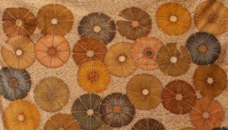 Ajit-Kumar-Das-hand-painted-textile-titled-Kamalpatra-705x1024