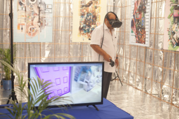 Cyberia Festival | Alternate Realities in the Digital Age