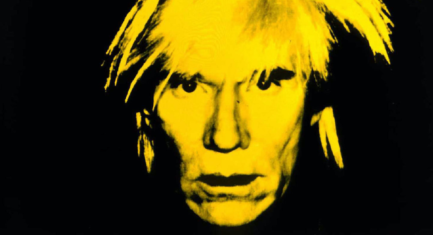 Andy Warhol, Self-Portrait, 1986, The Andy Warhol Museum, © The Andy Warhol Foundation for the Visual Arts, Inc.
