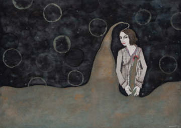 Elusive Recesses: An Online Show by Dhruvi Acharya